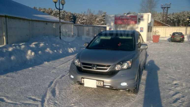 Honda CR-V, 2010 год, 1 010 000 руб.