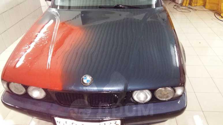 BMW 5-Series, 1994 год, 115 000 руб.