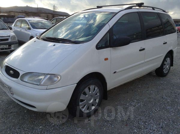 Ford Galaxy, 1998 год, 225 000 руб.