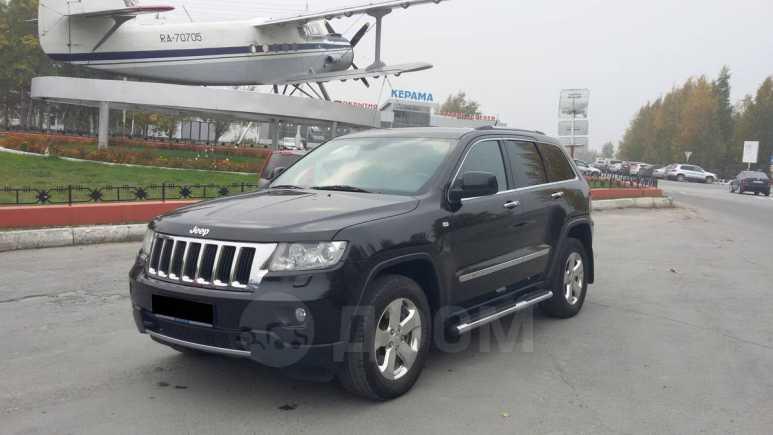 Jeep Grand Cherokee, 2011 год, 1 390 000 руб.