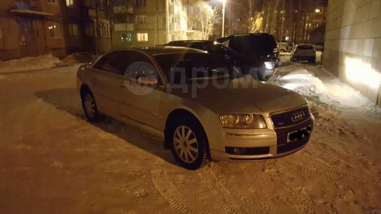 Audi A8, 2003 год, 480 000 руб.