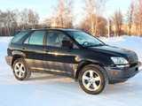 Новосибирск Лексус РХ 300 2002