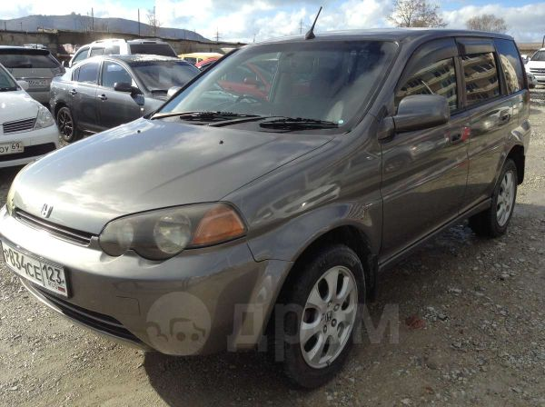 Honda HR-V, 2001 год, 269 000 руб.
