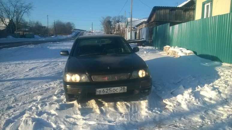 Nissan Bluebird, 1998 год, 119 000 руб.