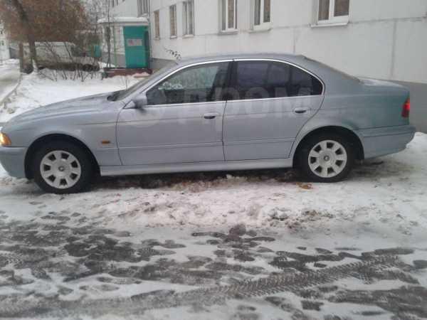 BMW 5-Series, 2002 год, 340 000 руб.
