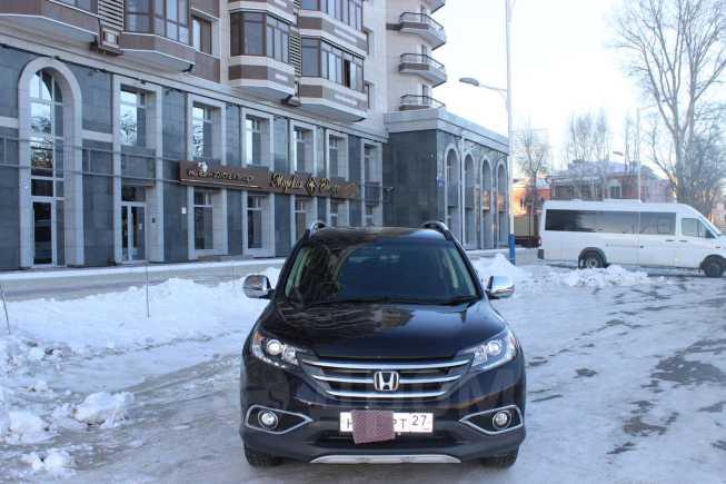 Honda CR-V, 2012 год, 1 329 999 руб.
