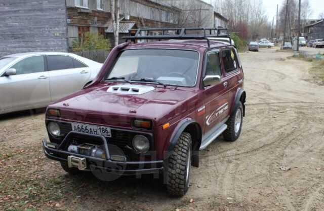Лада 4x4 2121 Нива, 2005 год, 240 000 руб.