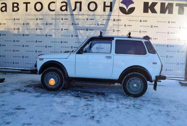 Лада 4x4 2121 Нива, 2010 год, 229 000 руб.