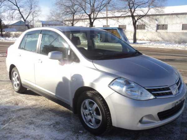 Nissan Tiida Latio, 2012 год, 495 000 руб.
