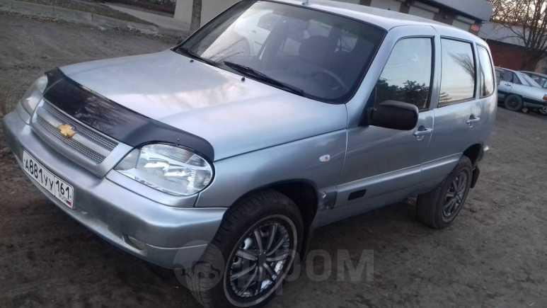 Chevrolet Niva, 2005 год, 208 000 руб.