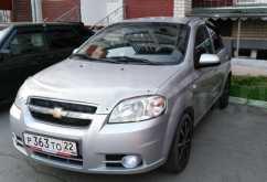 Барнаул Aveo 2007