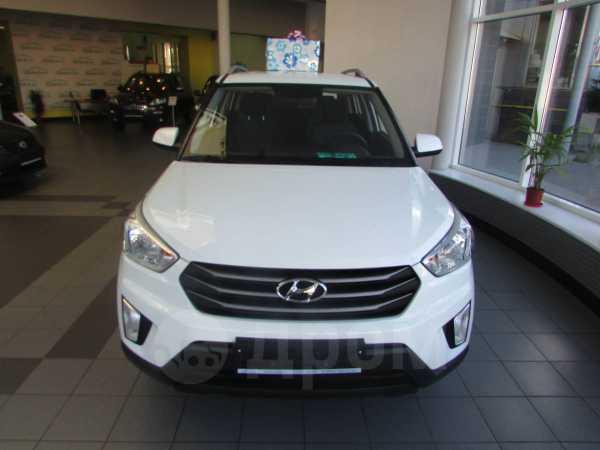 Hyundai Creta, 2017 год, 974 000 руб.