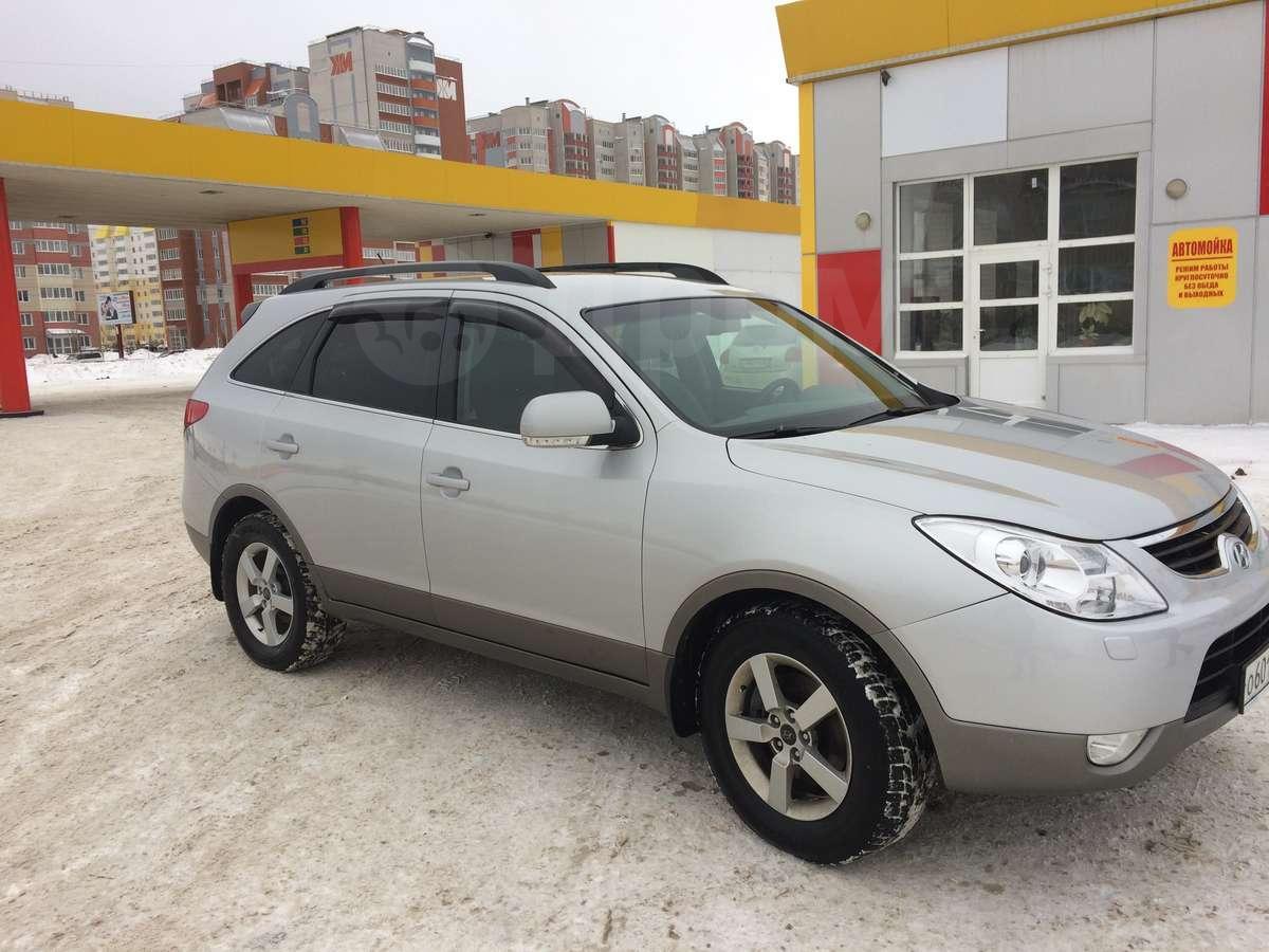 hyundai ix55 дизель 3