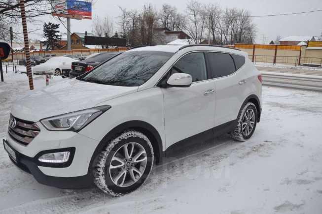 Hyundai Santa Fe, 2012 год, 1 430 000 руб.