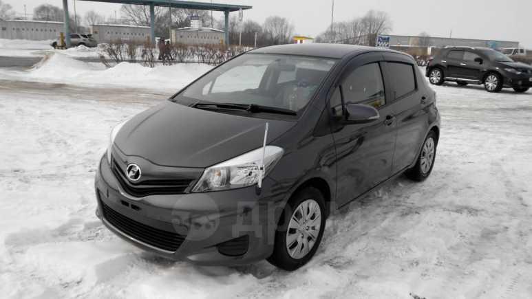 Toyota Vitz, 2012 год, 469 000 руб.