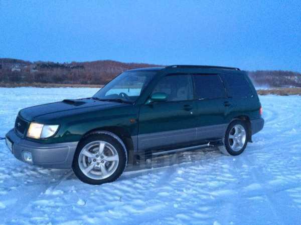 Subaru Forester, 1997 год, 319 000 руб.