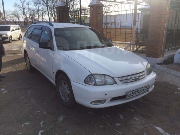 Toyota Caldina, 2001 год, 299 000 руб.