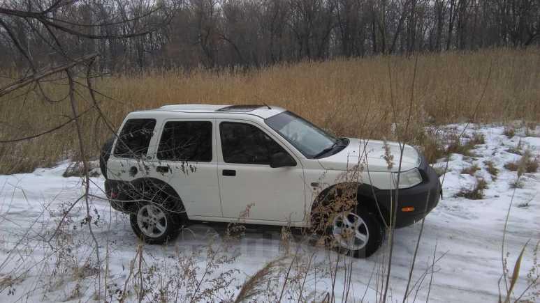 Land Rover Freelander, 2001 год, 450 000 руб.