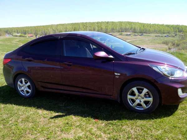 Hyundai Solaris, 2011 год, 460 000 руб.