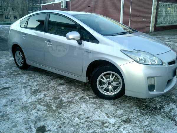 Toyota Prius, 2009 год, 585 000 руб.