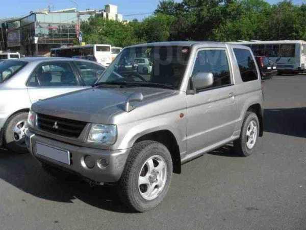 Mitsubishi Pajero Mini, 2001 год, 172 000 руб.