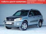 Кемерово Тойота РАВ4 2003