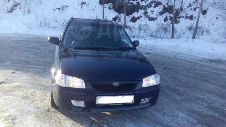Mazda Familia S-Wagon, 1998 год, 175 000 руб.