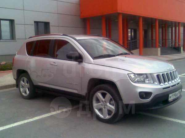 Jeep Compass, 2011 год, 970 000 руб.