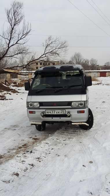 Mitsubishi Delica, 1992 год, 270 000 руб.