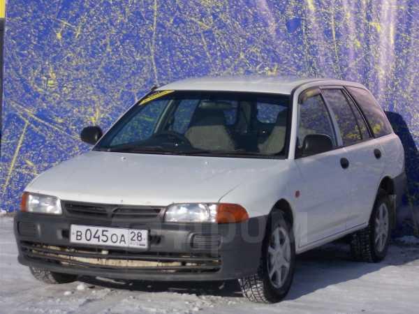 Mitsubishi Libero, 2001 год, 90 000 руб.