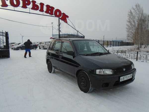 Mazda Demio, 1999 год, 117 111 руб.