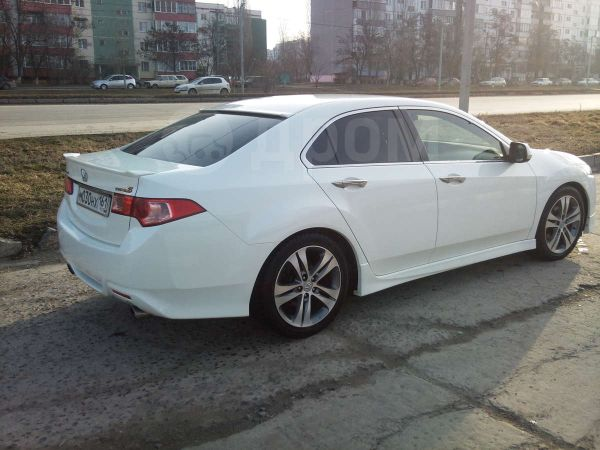 Honda Accord, 2008 год, 780 000 руб.