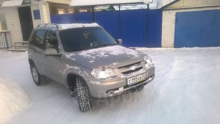 Chevrolet Niva, 2014 год, 495 000 руб.