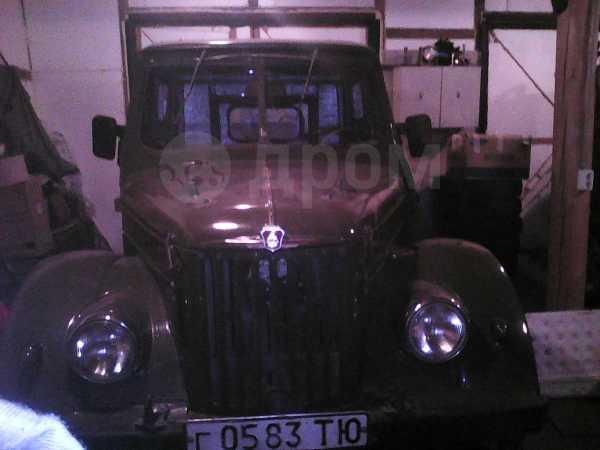 ГАЗ 69, 1956 год, 100 000 руб.