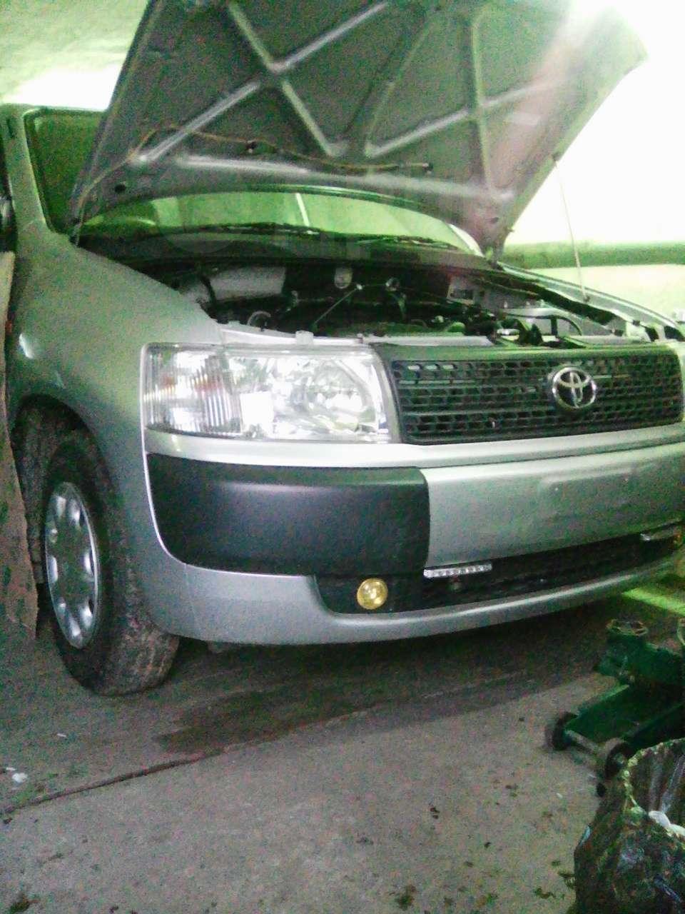 Toyota probox на запчасти