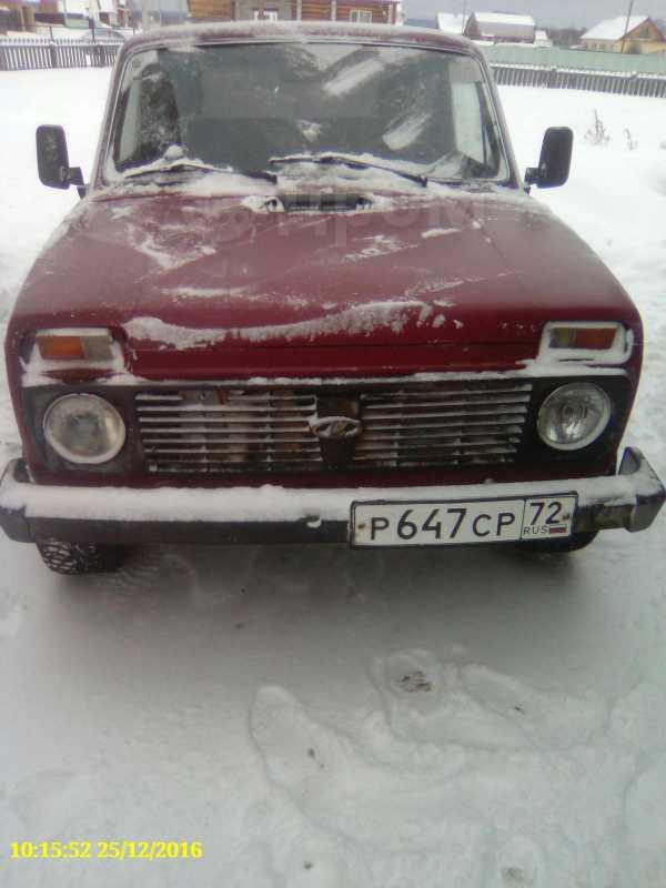 Лада 4x4 2121 Нива, 1992 год, 78 000 руб.