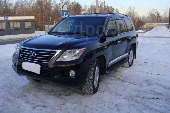 Lexus LX570, 2008 год, 1 780 000 руб.