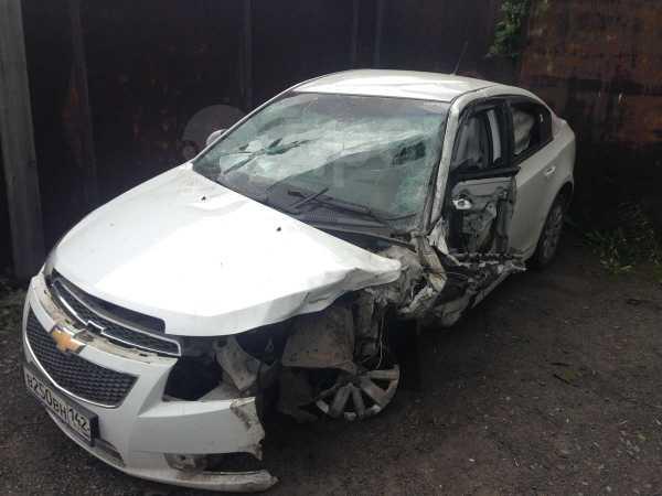 Chevrolet Cruze, 2012 год, 250 000 руб.