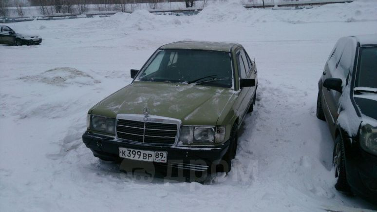Mercedes-Benz 190, 1986 год, 115 000 руб.