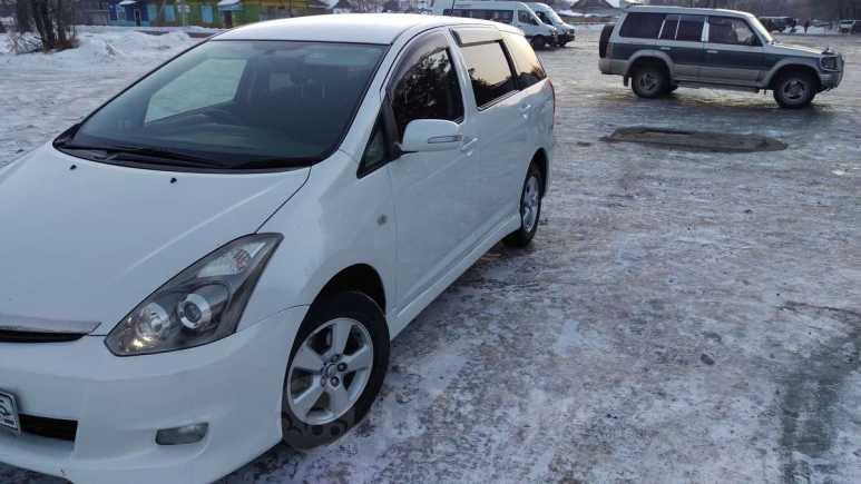 Toyota Wish, 2007 год, 515 000 руб.