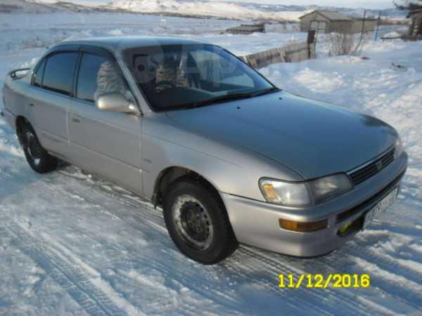 Toyota Corolla, 1994 год, 165 000 руб.