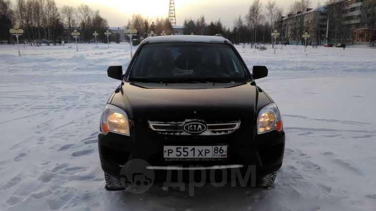 Kia Sportage, 2009 год, 560 000 руб.