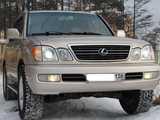 Иркутск Lexus LX470 2001