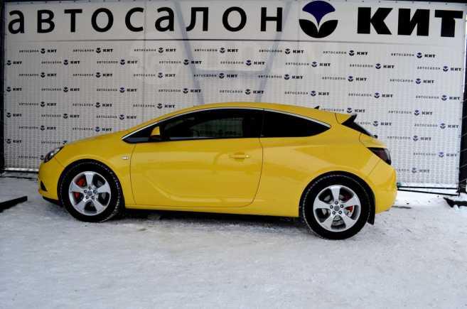 Opel Astra GTC, 2013 год, 715 000 руб.