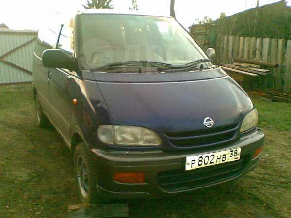 Nissan Serena, 1998 год, 250 000 руб.