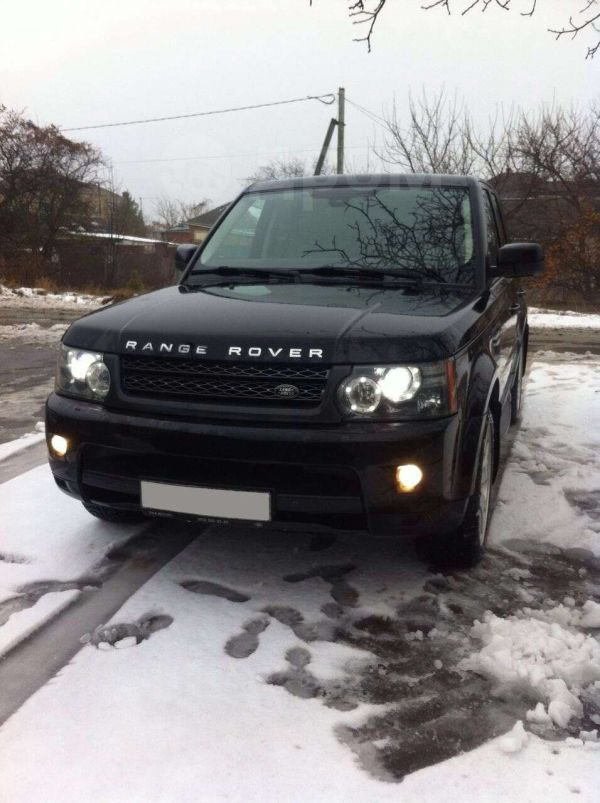 Land Rover Range Rover Sport, 2010 год, 1 400 000 руб.