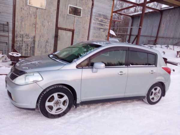 Nissan Tiida, 2006 год, 380 000 руб.