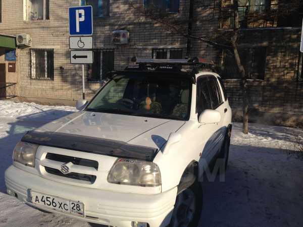 Suzuki Escudo, 1999 год, 415 000 руб.