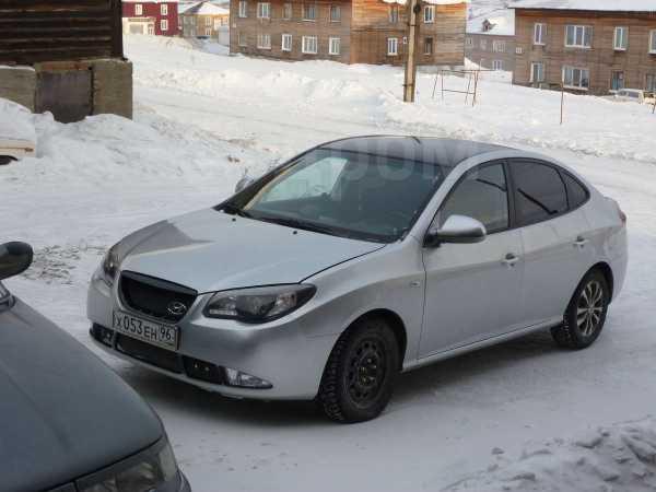 Hyundai Elantra, 2008 год, 260 000 руб.