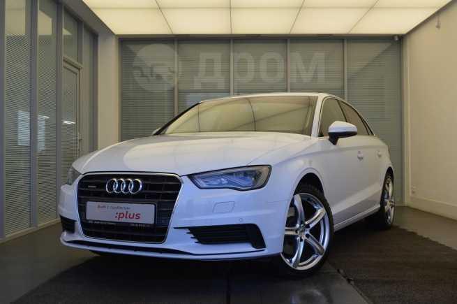 Audi A3, 2015 год, 1 630 000 руб.